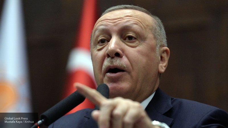 Вложившийся в террористов ПНС Эрдоган заявил, что кризис в Ливии будет долгим