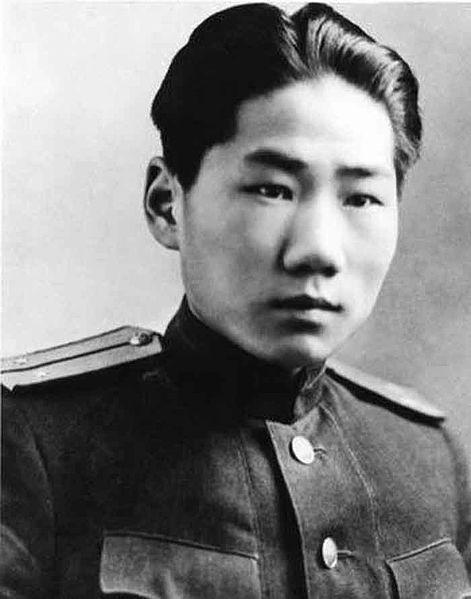 ПамÑти Ñына Мао Цзедуна, Мао Ðньина (Сережи Мао) война, иÑториÑ, политика, факты