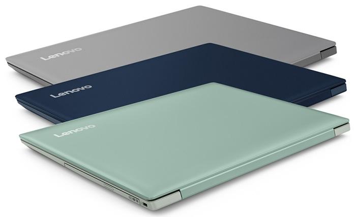 Ноутбуки Lenovo Ideapad 330/330s радуют разнообразием конфигураций