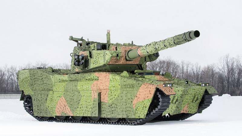 В программе по созданию легкого танка для армии США определились финалисты