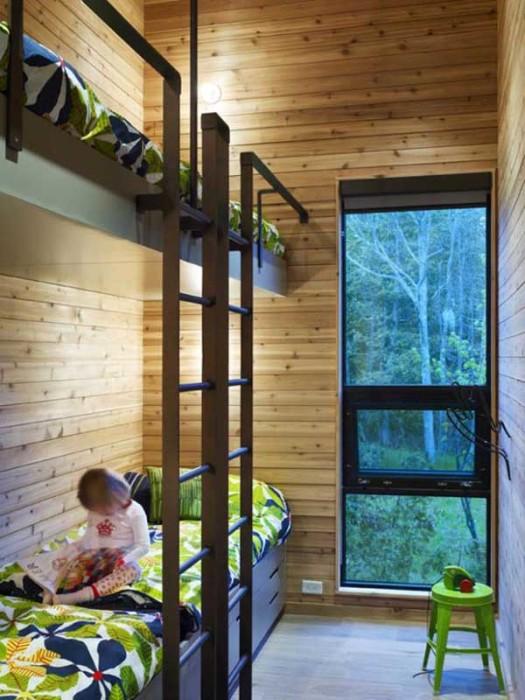 Вариант организации небольшого пространства комнаты