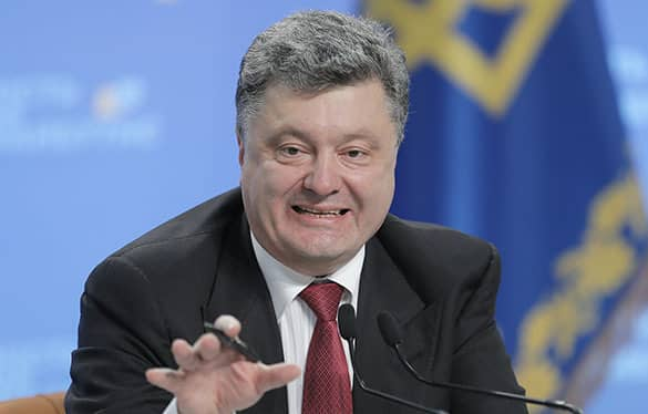Порошенко выходит из-под контроля: США направили в Киев борт со спецназом новости,события,политика