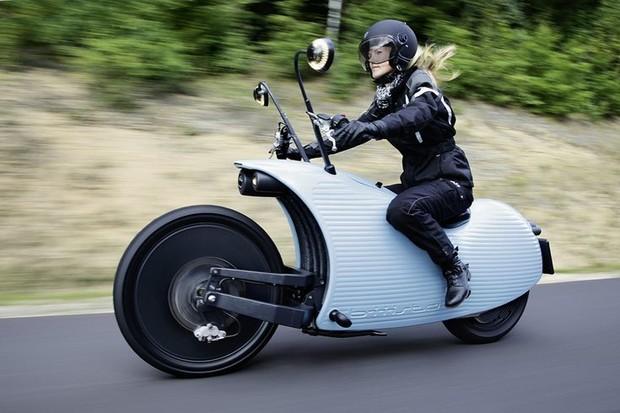 7 самых необычных мотоциклов авто,автомобиль