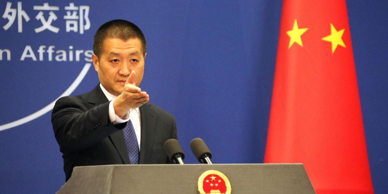 Китай прокомментировал обвинение Мэй в адрес России в отравлении экс-разведчика
