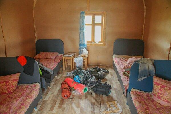 Убранство комнаты