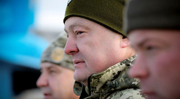 Порошенко издал указ о выплате стипендии задержанным в России украинцам