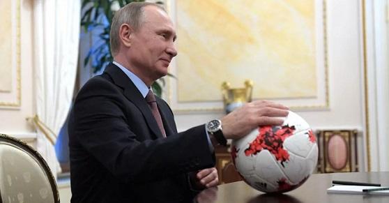 Путин посетит финалЧМ ипримет участие вцеремонии награждения