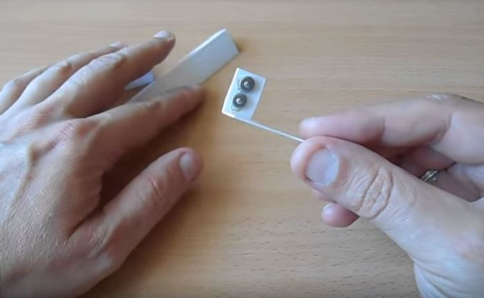 Простой и быстрый способ заточить кухонный нож