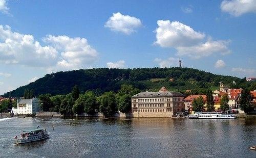 Самые романтические места в Праге!