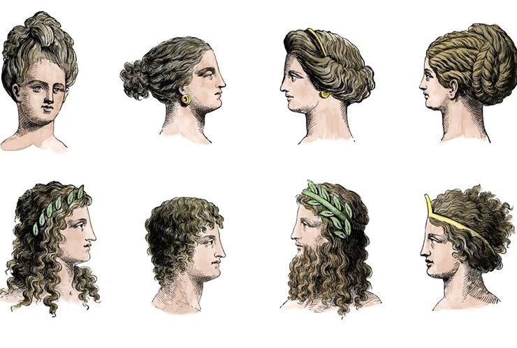 Волосы дыбом! Что творили с шевелюрой в разные эпохи