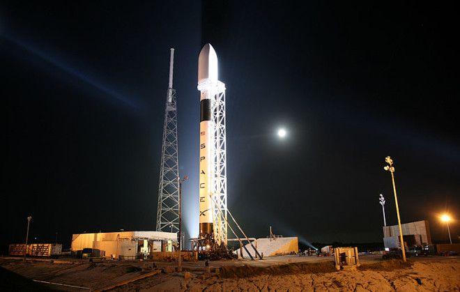Невероятное о Space X