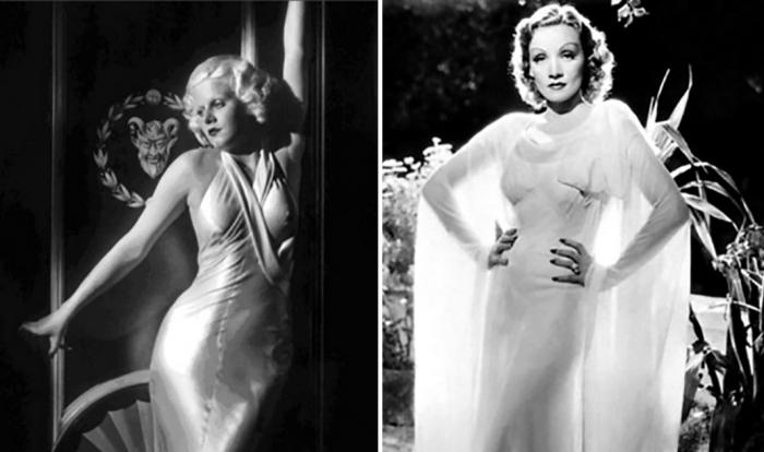 Легендарные белые платья в истории кино