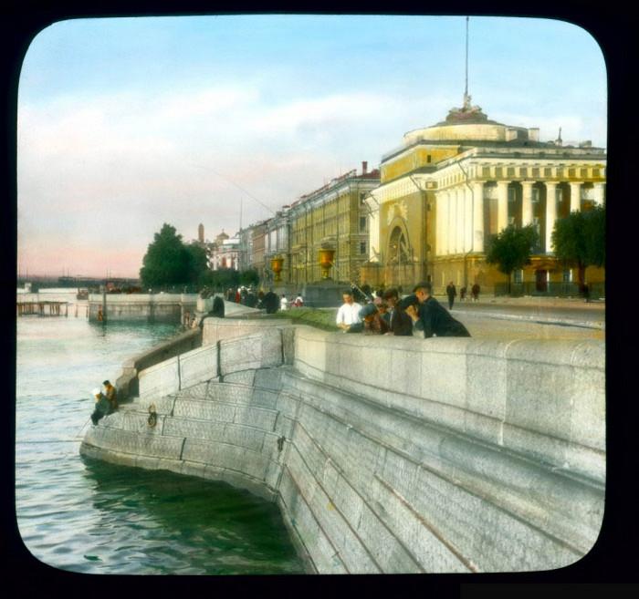 Одесса, Москва и Ленинград в 1930-е годы на цветных снимках Брэнсона Деку