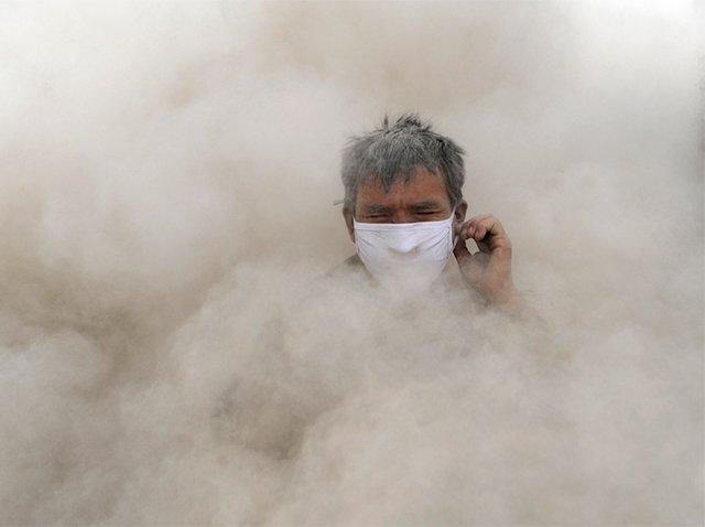 Как избавиться от строительной пыли после демонтажа