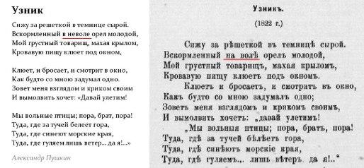 Пушкин в оригинале без цензуры РПЦ, когда мир стал крещёным