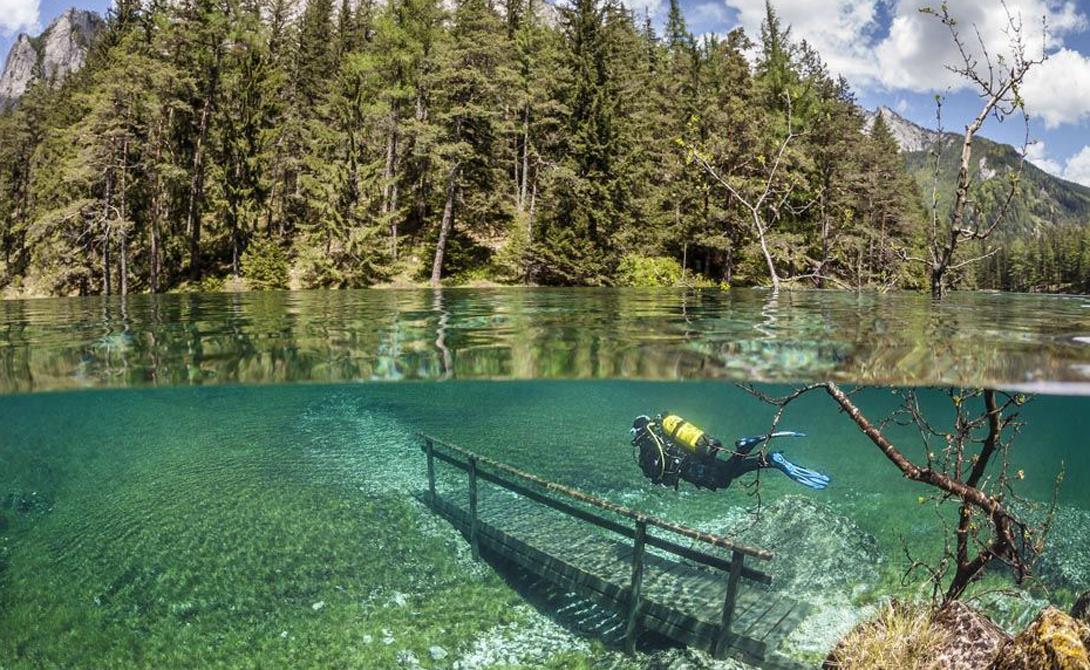 Невероятные места, которые существуют в действительности