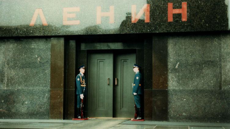 Как строился мавзолей Ленина? Часть 2