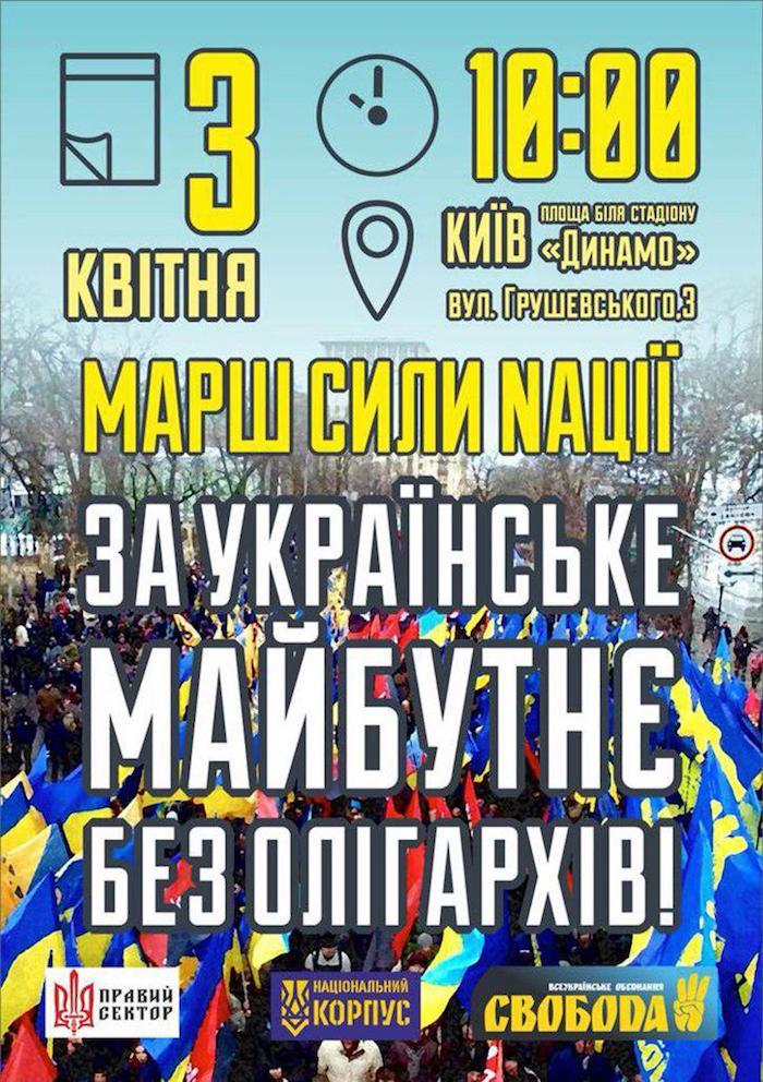 Украинские националисты 3 ап…