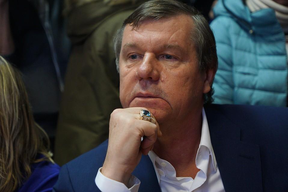 Бард Новиков проиграл суд Первому каналу на миллион евро