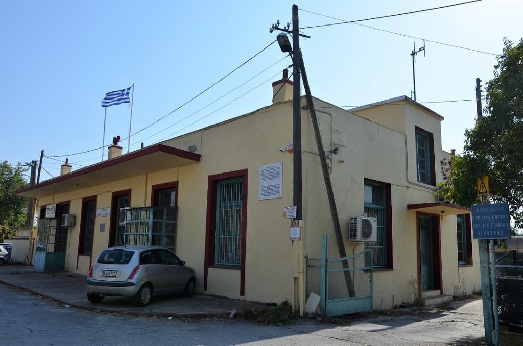 Как выглядит самое страшное место Греции греция