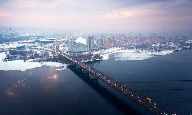 Киевские депутаты наконец-то избавились от Московского моста