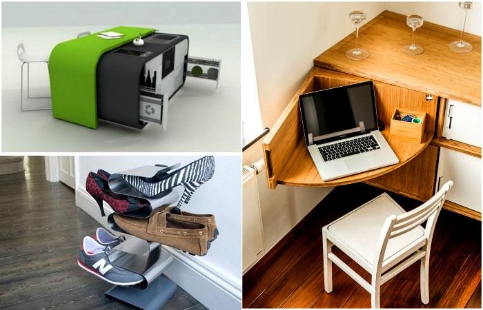17 потрясных предметов мебели, которые жизненно необходимы в маленькой квартире