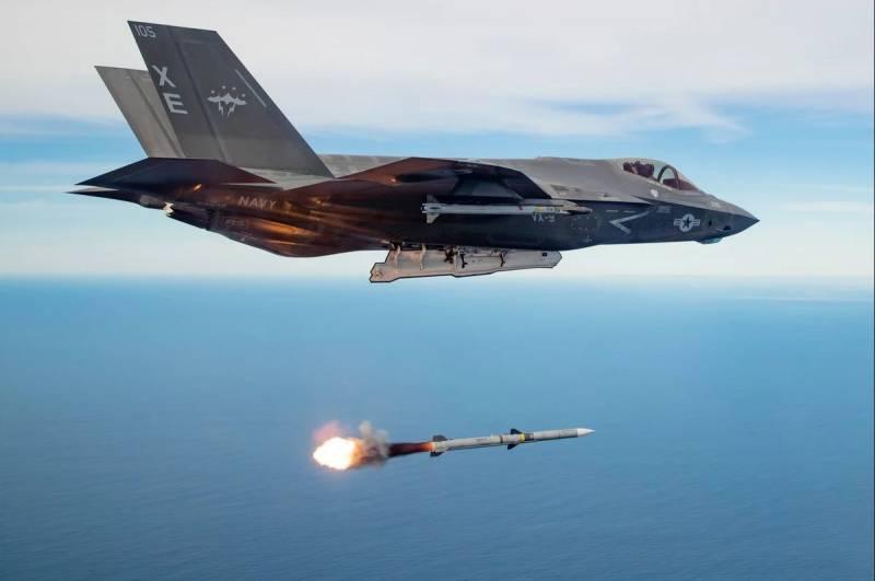 F-35: и найден свет в конце тоннеля! ввс