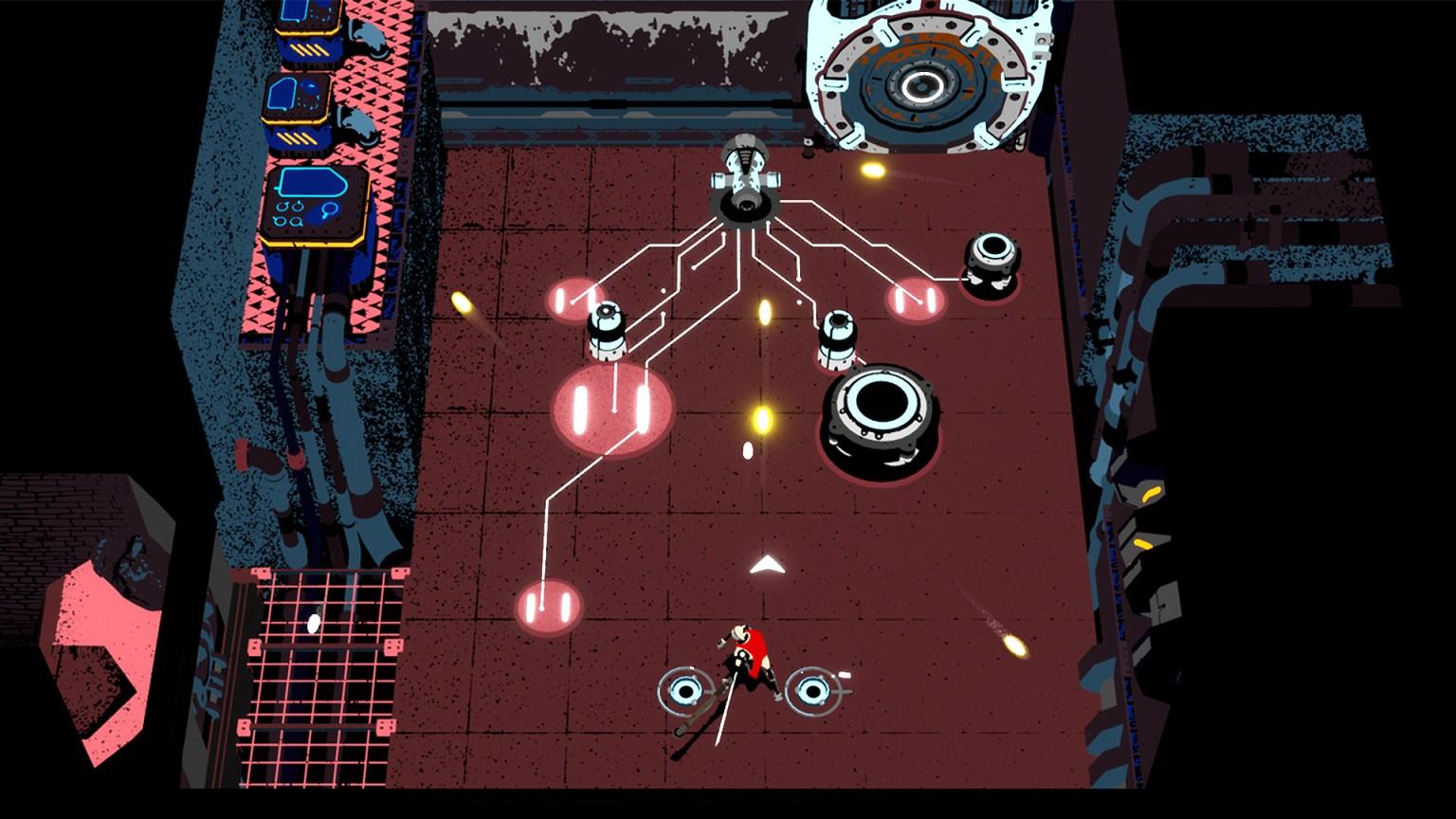 Слэшер с элементами пинбола Creature in the Well выйдет на PS4 creature in the well,ps,Игры,релизы