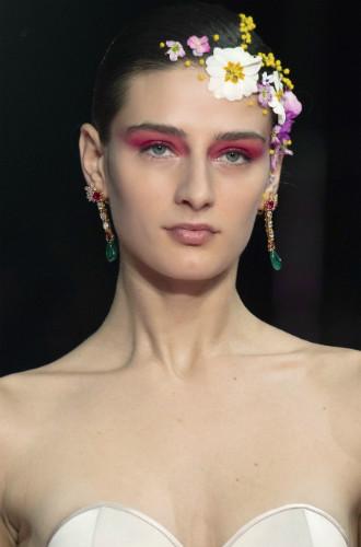 5 стильных причесок для жаркого лета волосы,красота,мода и красота,модные тенденции,прически