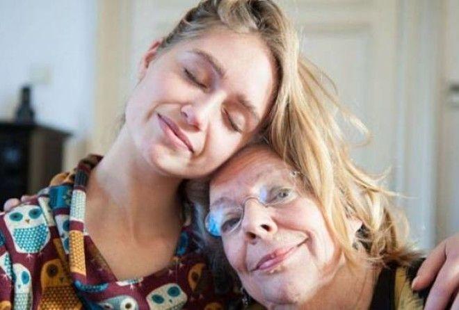 Чем больше времени вы проведёте с мамой, тем дольше она проживёт