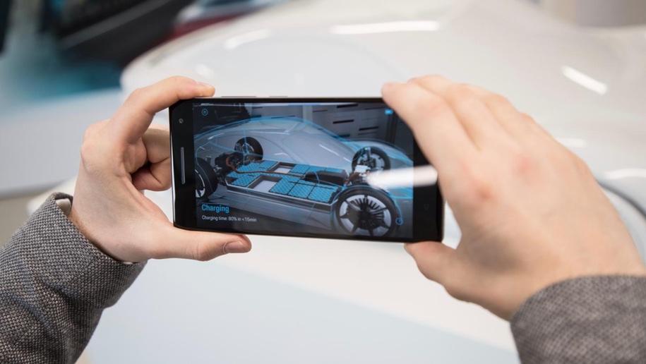 Porsche будет определять необходимость ремонта с помощью нейросети