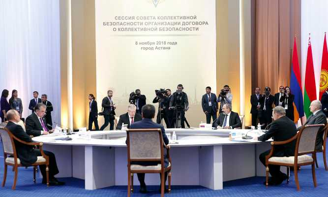 """Генсек преткновения: Пашинян хочет разъяснений от Лукашенко и Назарбаева"""""""