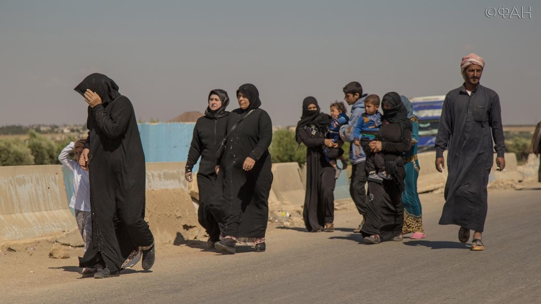 Сирия: более 340 человек вернулись домой за минувшие сутки