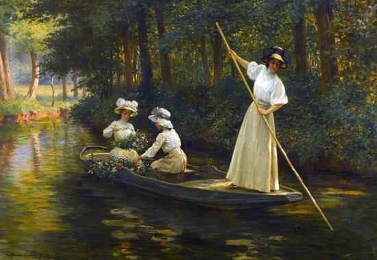 художник Leopold Franz Kowalski (Леопольд Франц Ковальский) картины – 19