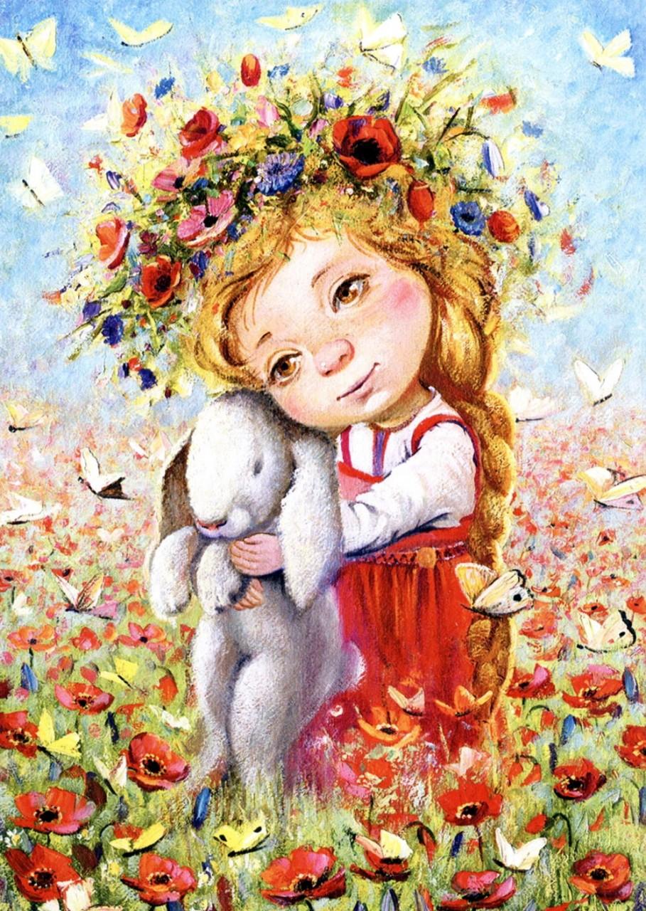 Катерина ольховская открытки, для открытки мая