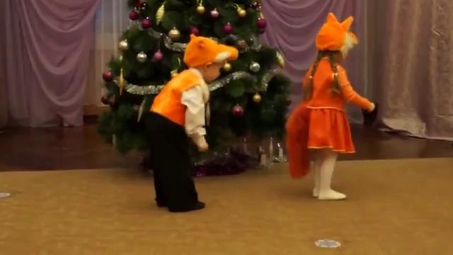 """Новогодний """"беспредел"""" в детском садике"""