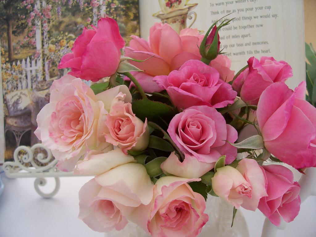 Поздравления с днем рождения цвети и пахни