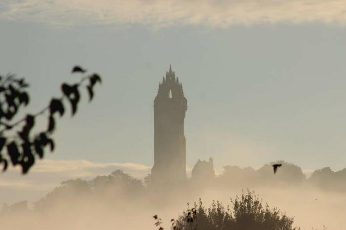 Башня Уоллеса – предмет гордости шотландцев