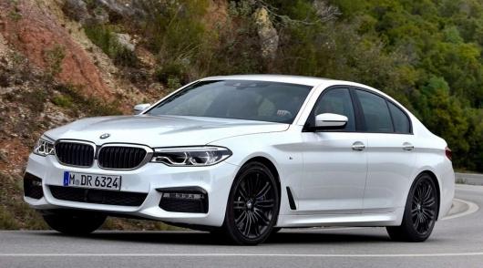 В Беларуси оказались самые дешевые BMW 5-й серии в мире