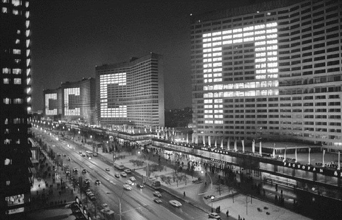 Как это было:  фотографии разных лет о жизни в Советском Союзе