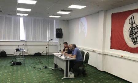 Лимоновская «Другая Россия» предложила разделить Украину между четырьмя странами