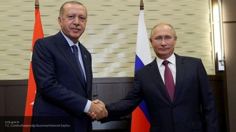 В США прокомментировали встречу Путина и Эрдогана по Сирии
