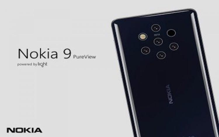 Флагманский Nokia 9 PureView назвали Олимпийским смартфоном