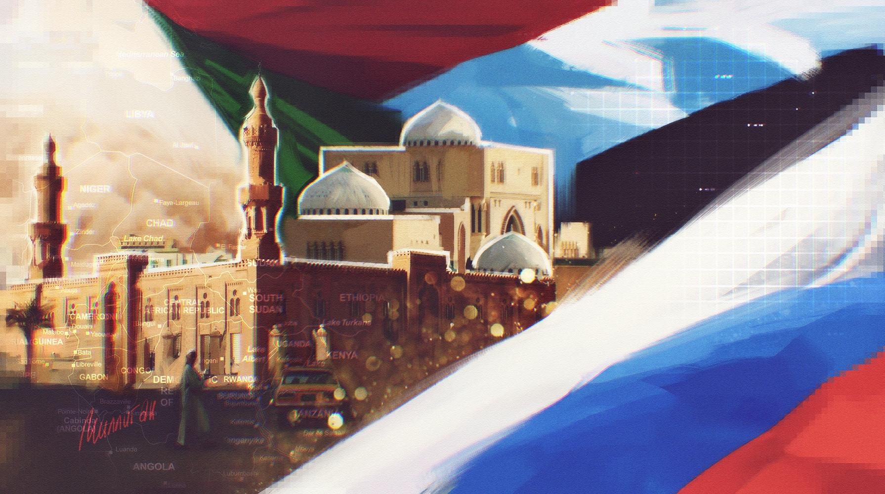 Россия и Судан обсудили расширение сотрудничества в сфере энергетики Весь мир