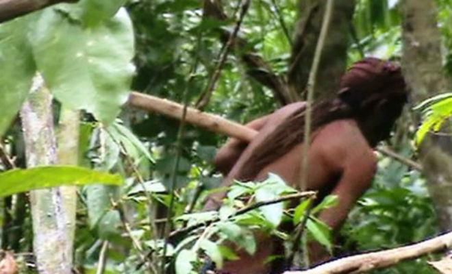 Индеец из ямы: самый одинокий человек на планете