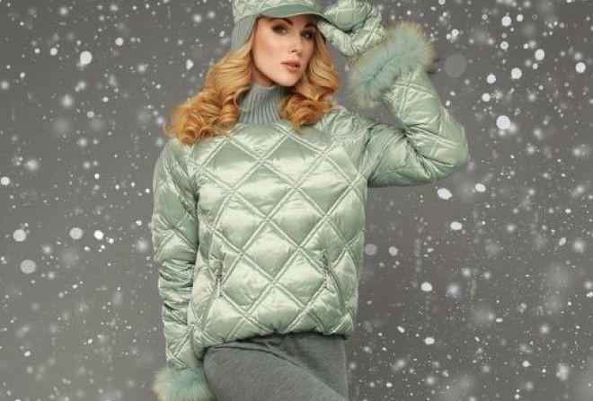 Новая мода на женские пуховики в сезоне осень-зима
