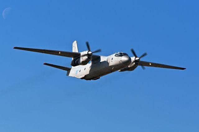 Россия передаст Сербии два самолета Ан-26
