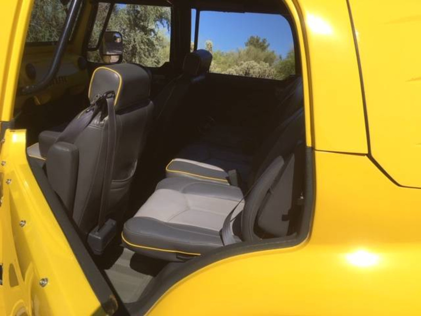 Я есть Grunt! Неизвестный внедорожник Chevy Grunt выставили на продажу в США Марки и модели
