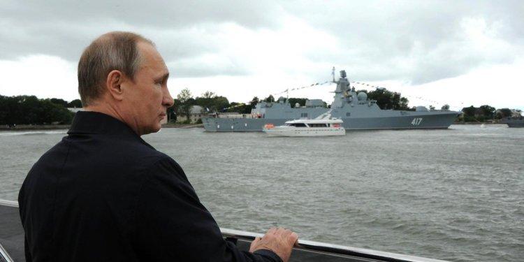 «Путин — не враг Европы»: За…