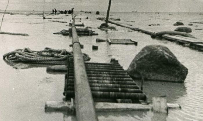 Бензин, вода и длинные трубы. История трубопроводных войск